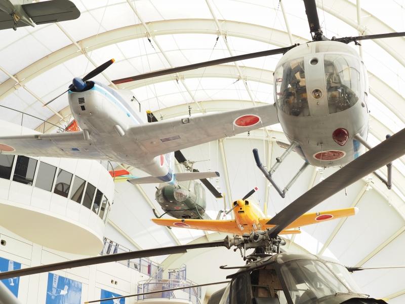 埼玉県所沢市 航空記念館