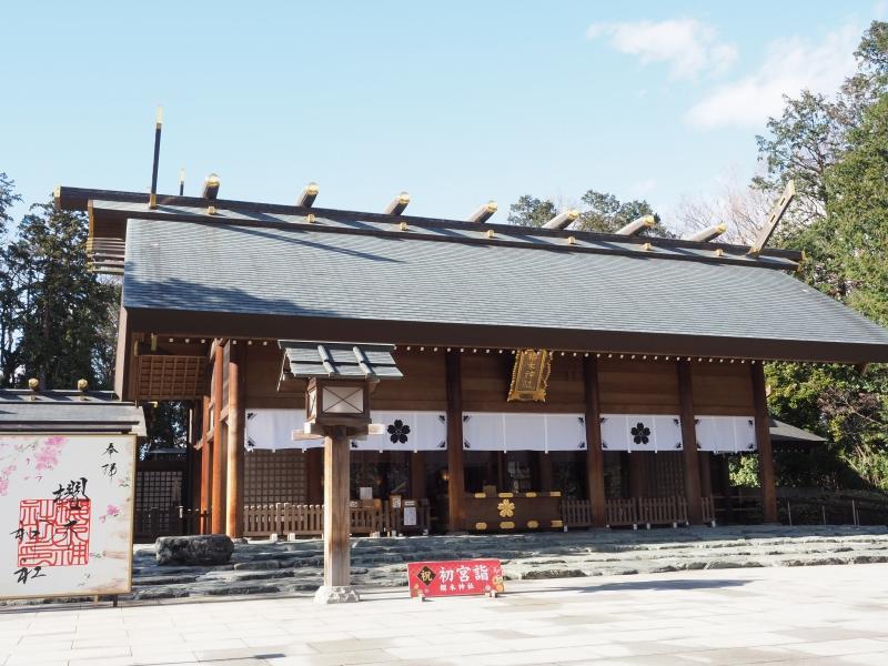 千葉県野田市 櫻木神社 出張撮影
