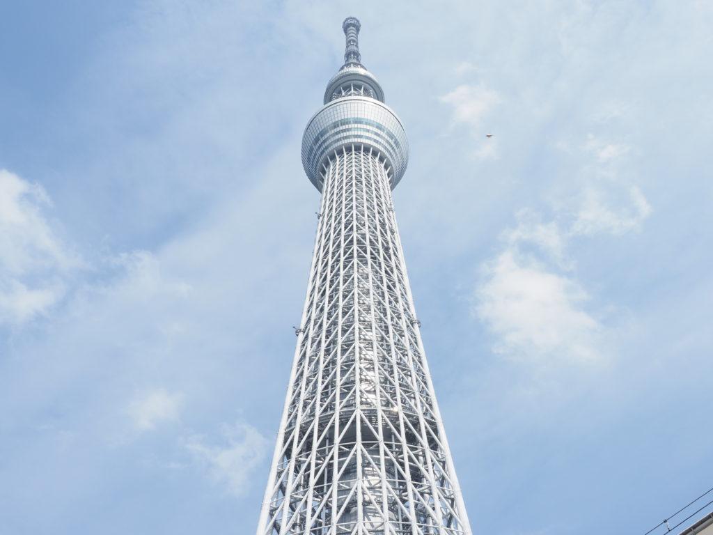 東京スカイツリー 出張撮影